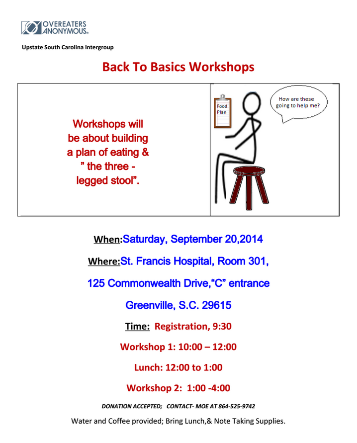 Back2BasicsWorkshop